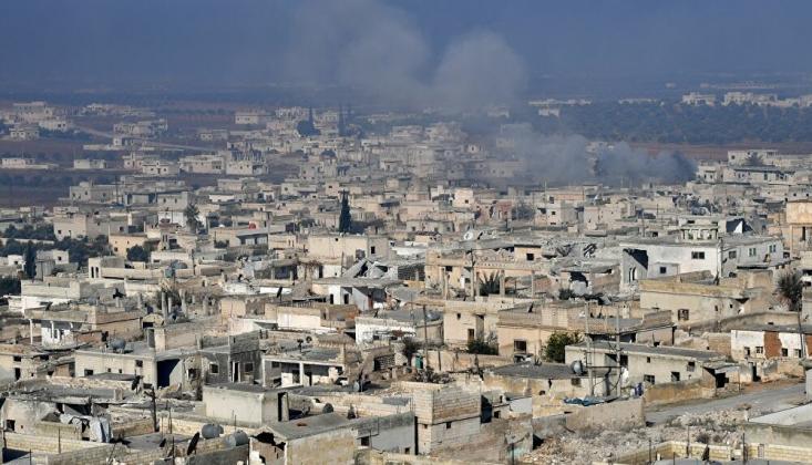 Suriye'de Kimyasal Provokasyon Hazırlığı