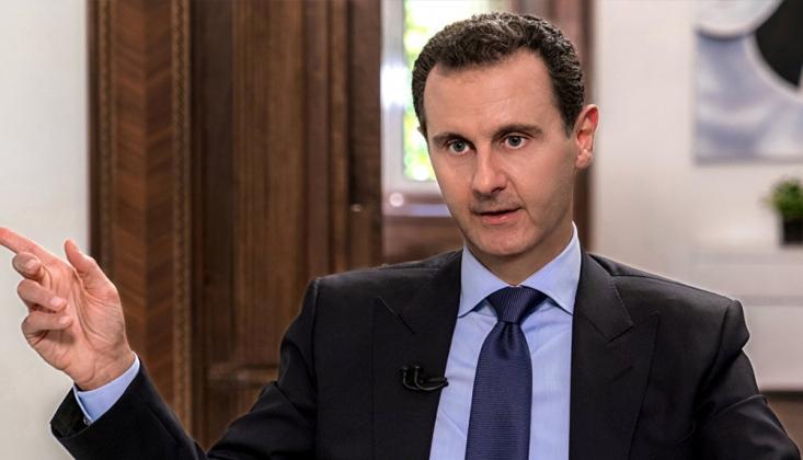 Esad'dan Erdoğan Açıklaması