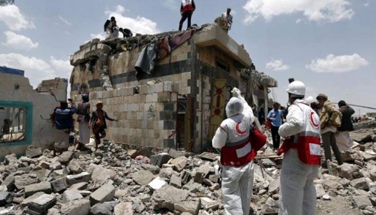 Arabistan'ın Cinayetlerine Karşı BM Sessizliğini Koruyor