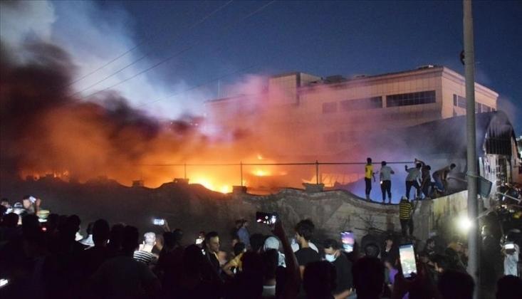 Irak'ta ABD Provokasyonu
