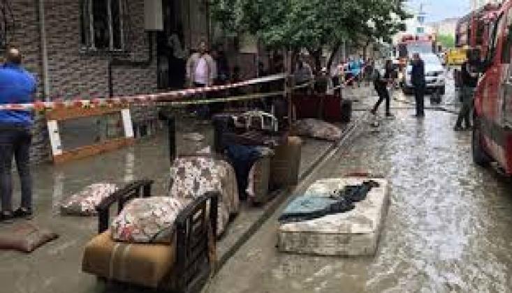İstanbul Valiliği Sağanak Yağış ve Fırtınanın Bilançosunu Açıkladı