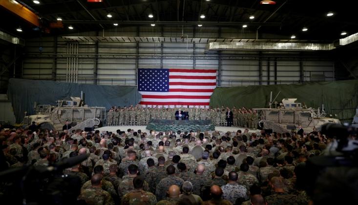 ABD İşgali Bagram Üssünü Tamamen Boşalttı