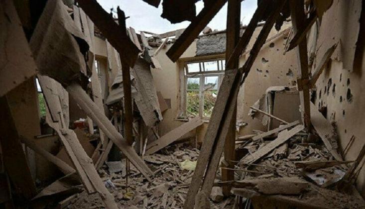 Ermenistan Tren İstasyonunu Bombaladı