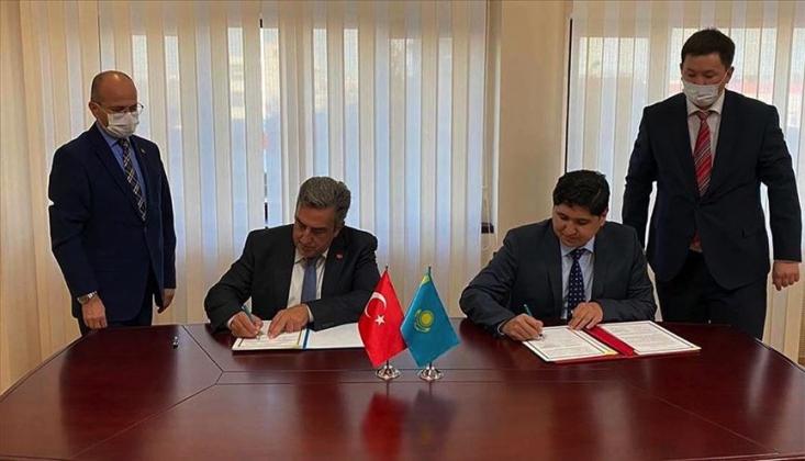 Kazakistan İle Türkiye Uzay Alanında İş Birliği Yapacak