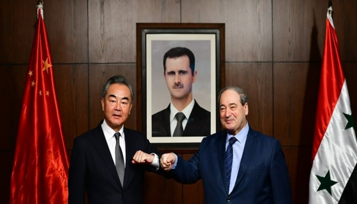 Çin'in Suriye Krizini Çözmeye Yönelik Dört Aşamalı Planı