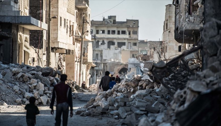 """ABD'nin """"Yeni Ortadoğu"""" Projesi Ekseninde Başlatılan Suriye Savaşından 10 Yıl Sonra"""