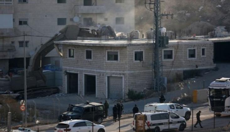 Hamas'tan İsrail'in Kudüs'teki Yıkımına Karşı Duran Çin'e Takdir