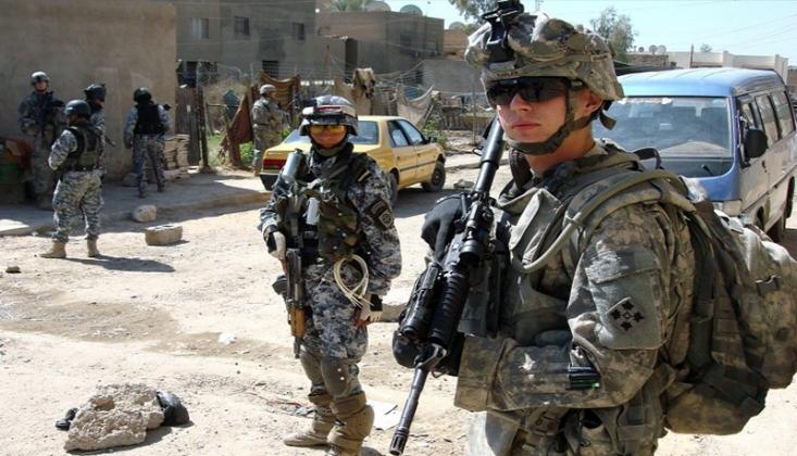 Irak Hizbullah Mevzilerine Amerika'nın Saldırıları