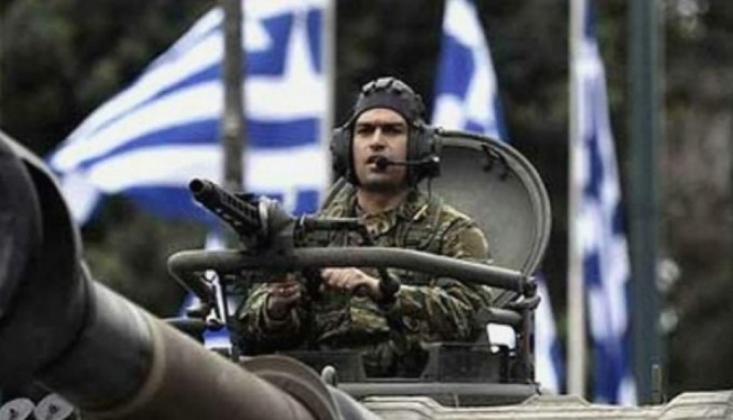 Yunanistan Ordusu Alarma Geçti