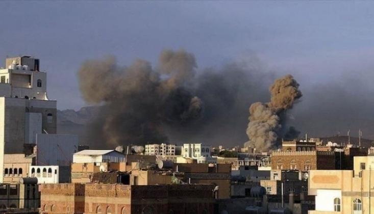 Suudi Koalisyon Sade'yi Yine Bombaladı
