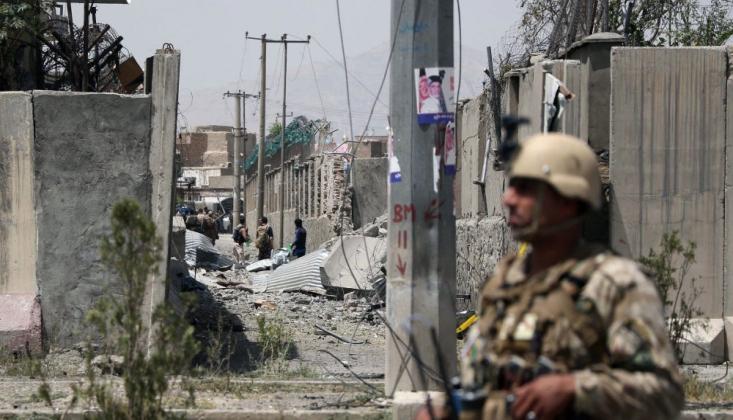 Kabil'de BM Aracına Bombalı Saldırı: 1 Ölü, 5 Yaralı
