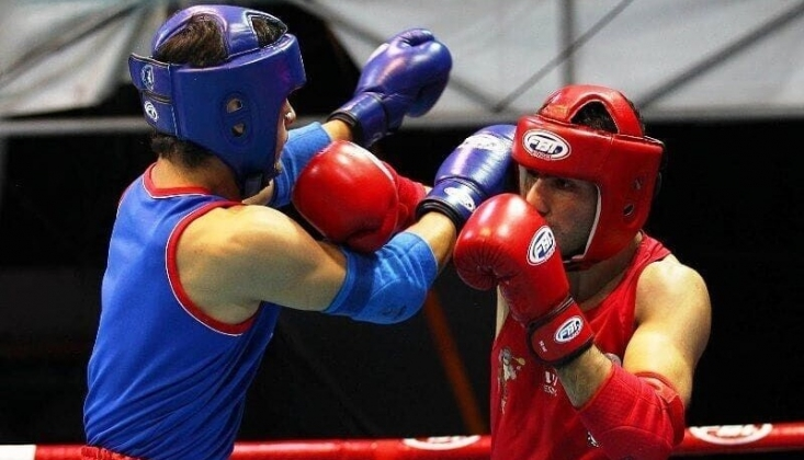 İran'ın Muay Thai takımı Asya Şampiyonu