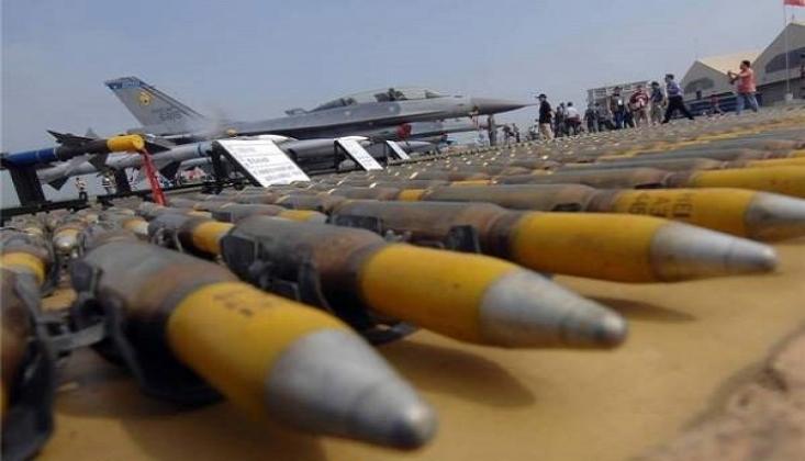 Suudi Koalisyonuna 16 Milyar Sterlin Değerinde Silah ihracatı