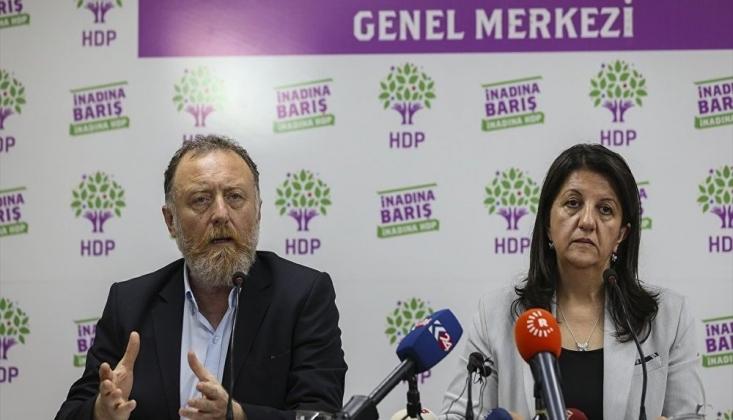 HDP'den Erbil'deki Saldırıya Kınama