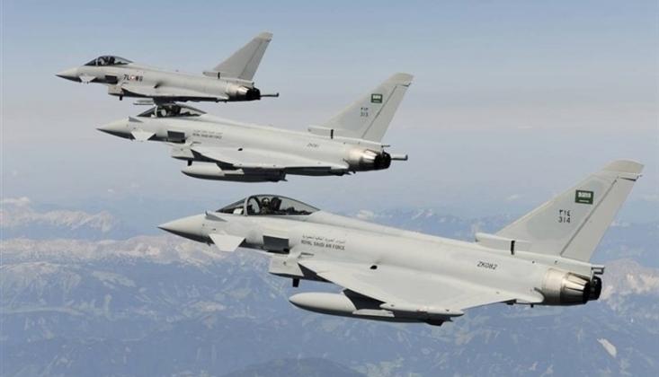 Suudi Rejiminin Yemen'e Saldırıları Sürüyor
