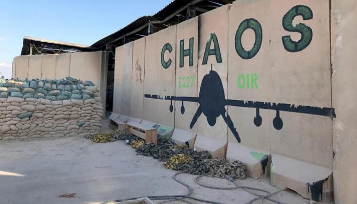 ABD'ye Irak Şoku...