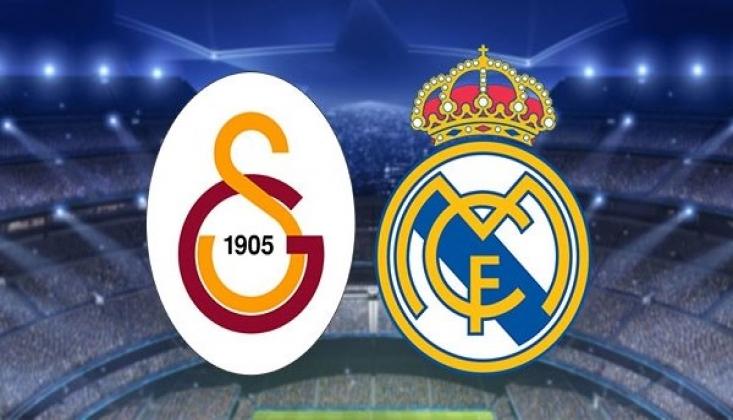 Galatasaray - Real Madrid! Muhtemel 11'ler