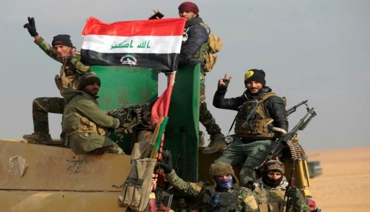 Haşd Şabi Bağdat'ta  Terör Planını Engelledi