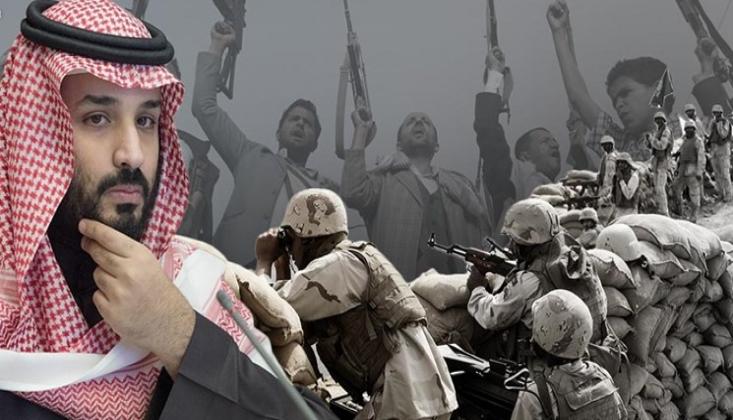 İngiliz Donanması Yemen'i Abluka Altına Almada Suudi Koalisyonuna Yardım Ediyor