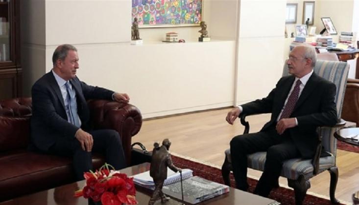 Kılıçdaroğlu Sordu, Hulusi Akar Yanıtladı: Esad'la Görüşecek Misiniz?