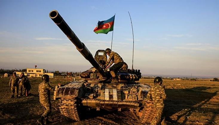 Azerbaycan Ordusu 9 Köyü Daha Ermenistan İşgalinden Kurtardı