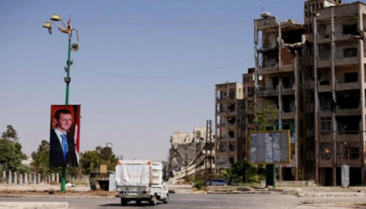 Suriye Hükümeti, Şehirlerarası Seyahati Yasakladı