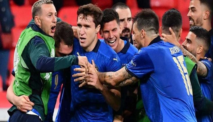 İtalya Zorlansa da Uzatmalarda Kazandı!