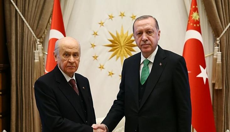 Erdoğan ile Bahçeli Anlaştı