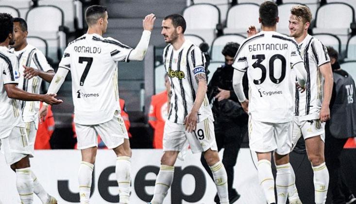 Juventus Evinde Parma'yı Net Skorla Geçti