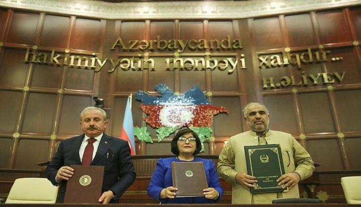 Azerbaycan'da Önemli Parlamento Toplantısı