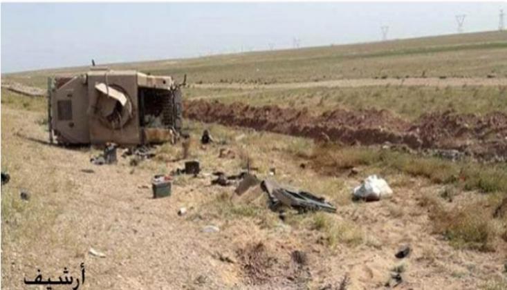 Suriye'de İki Amerikan Askeri Kayboldu