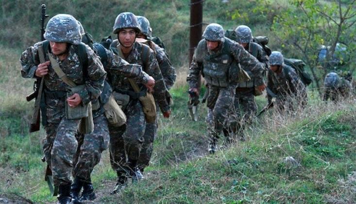 Ermenistan Ordusu Dağılıyor