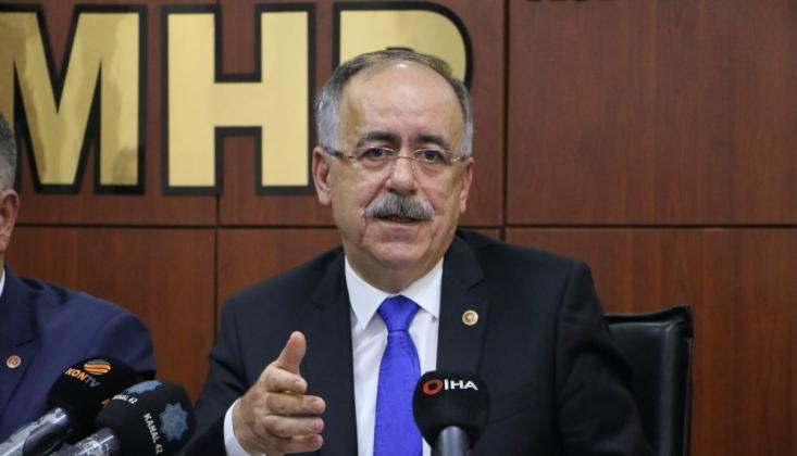 MHP'li Kalaycı: Parlamenter Sistem Olsaydı Hükümeti 50 Kere Yıkmışlardı