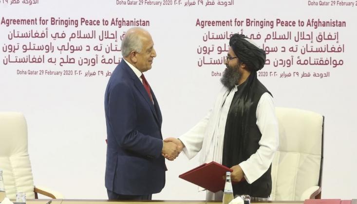 Kâbil ve Taliban'ın Katar Görüşmeleri