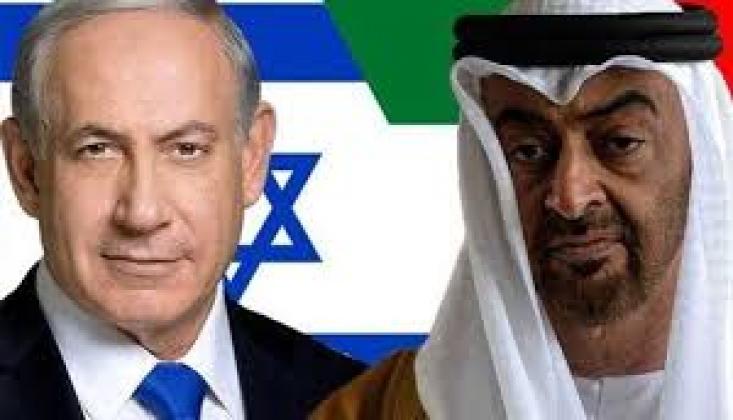 Londra'da, BAE ve Bahreyn ile İsrail Rejimi Normalleşmesi Protesto Edildi