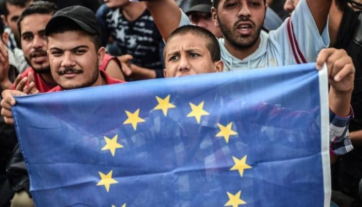 Göçmenleri Türkiye'ye Yollayacaklar