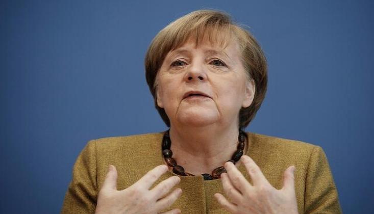 Merkel: Silah Olarak Kullanması Halinde Rusya'ya Yaptırım Uygulanır