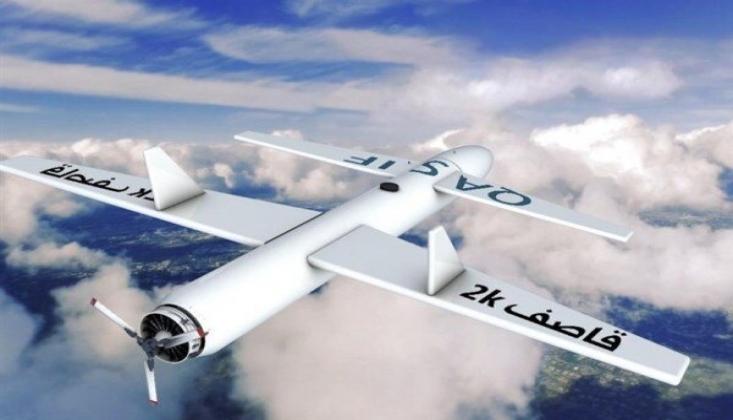 Ensarullah, Suudi Askeri Havaalanlarına İnsansız Hava Araçlarıyla Saldırı Düzenledi