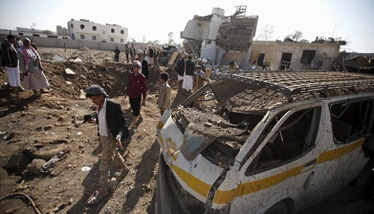Suudi Koalisyonu 11 Bin Yemenli İşçiyi Öldürdü