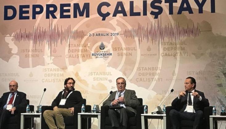 'Kuzey Anadolu Fayı İstanbul İçin Büyük Tehlike'