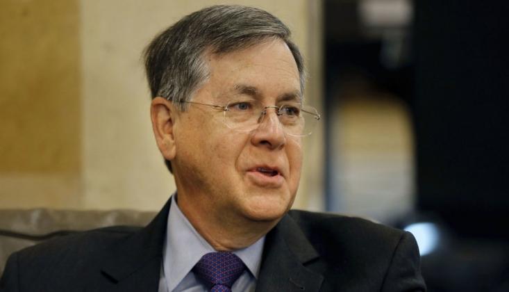 ABD'nin Ankara Büyükelçisi Bakanlığa Çağrıldı