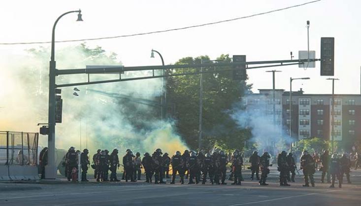 ABD'de 'Siyahi Öfke' İçin 28 Yıl Sonra Jandarma Devreye Girecek