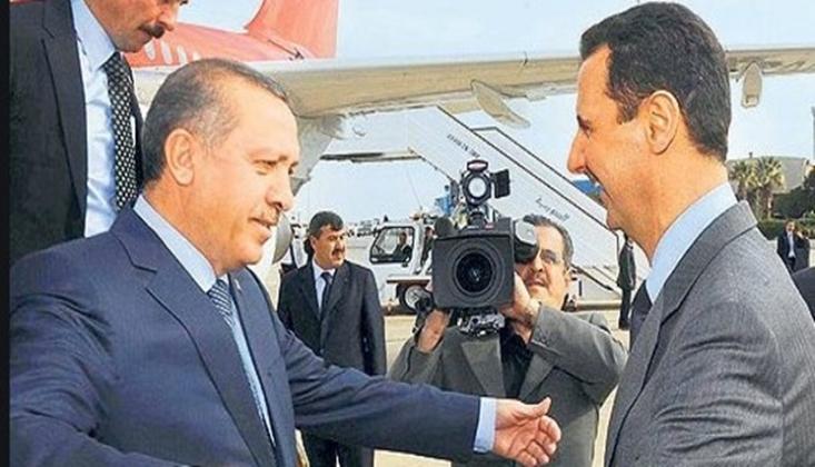 Erdoğan'ın Uzlaşma Treninin Bir Sonraki Durağı Şam