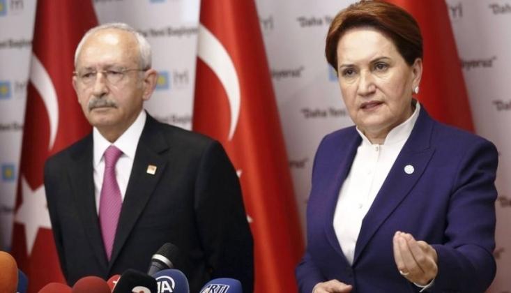 CHP-İYİ Parti İttifakı Dağılıyor Mu?