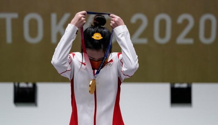 2020 Tokyo Olimpiyat Oyunları'nın 12. Gününde Madalya Sıralaması