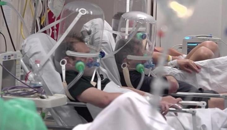 İtalya'da Koronavirüs Salgınında Toplam Vaka Sayısı 3.5 Milyonu Geçti