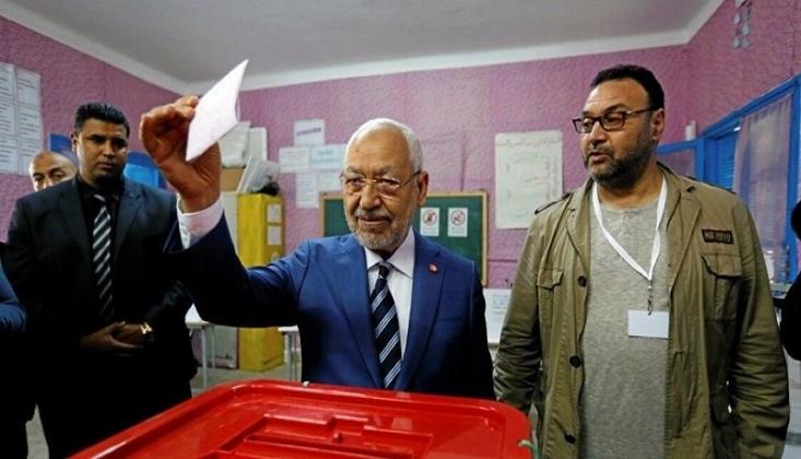 Tunus'ta Parlamento Seçimlerinin İlk Resmi Sonuçları Açıklandı