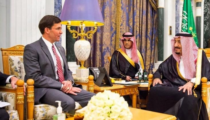 ABD Savunma Bakanının Suudi Rejimi Savunma İddiası