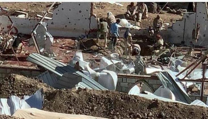 Ensarullah: Marib'deki Saldırıyı Biz Yapmadık