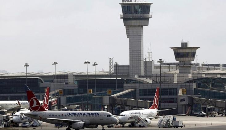 Atatürk Havalimanı'ndan Aldığı 389 Milyon Euro Tazminatla Havalimanı Aldı